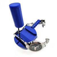 밴드 슬릿 스트랩 팔찌 체인 핀 리무버 시계 도구 조절기 시계 수리 도구 키트에 대한 시계 수리 도구 링크