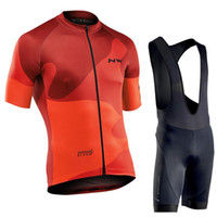 NW cycling jersey 2020 pro team cycling jersey Men short sle...