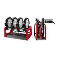 Heißschmelzmaschine PPR-Rohr Heißschmelzschweißmaschine Vier Ring Manuelle Hydropower Engineering Pipe Bumachine Handbuch Zwei Griffe
