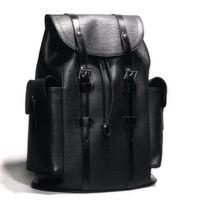 Corporatura zaino Moda zaino zaino in vera pelle per la borsa tracolla uomini mini zaini sacchetto della signora messaggero presbiti