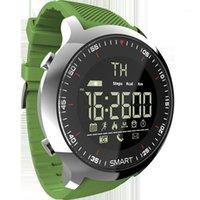 Умные браслеты EX18 Watch Водонепроницаемый светящийся шагомер телефона сообщения Открытые мужчины Smartwatches1