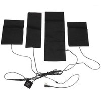 Portable Heating Cloth Pad 4 in 1 USB Electric Heating Pads ...