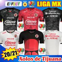 2020 2021 Xolos de Tijuana Fussball Jerseys 20 21 Día de los Muertos Special Edition Jersey Camisa de Futebol Kit Fussball Hemden