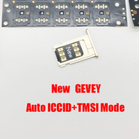 Nueva V30 GPPLTE Turbo SIM Última versión GPP GEVEY tarjeta de Auto Unlock para iphonex / 8/7/6/5 IOS14
