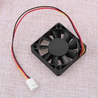 1/2/5 Pcs 3 Pin CPU Lüfter 5cm GPU Kühlung Kühler Lüfter Prozessor Heatsinks Kühler CPU Ventilador für PC Computer-Laptop