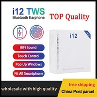 Wireless Bluetooth Headphones i12 11 TWS inpods 12 Macaron V...
