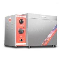 Кофе Roasters Electric 2-5kg / Пакетная ротационная барабанная гайка арахисовой жаркой машины, зерновые семена машины для домашнего использования1