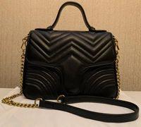 Top Quality Bolsas carteira bolsa das mulheres Bolsas Bolsas Crossbody Soho Bag Disco Bolsa de Ombro Cadeia Messenger Bags Bolsa 26cm