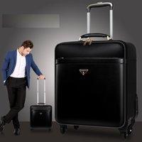 2022 Ünlü Tasarımcı Metal Bagaj Alüminyum Alaşım Taşıma Yuvarlanan Lugthicker Seyahat Bavul Protakeleri Bavul Yüksek Mukavemetli Çanta Hores
