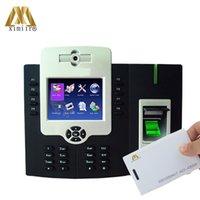 ZK Fingerprint Access Controller Iclock880-H Con 125KHz RFID Tempo AttendanceTCP / IP porta sistema di controllo di accesso