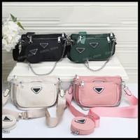 2020 Hot Sids Mulheres Luxurys Designers Crossbody Bags bolsas bolsas bolsas de ombro bolsas 3 peças em 1 carteira 2020110301x