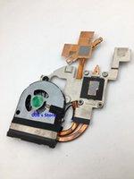 Laptop-Kühlkörper-CPU-Kühler-Kühlkörper-Kühlerlüfter für Aspire 5741 5742 5741G 5741ZG NV50A KSB06105HA -K014 AT0C90020 Diskrete Grafiken