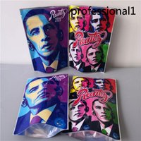 Yeni Obama Wonka Dank Gummies Kurabiye Chuchles Jungle Boys Obama Runtz Joker UP 3.5G Mylar Paket Çantası Vape Ambalaj Kuru Ot Çiçekler