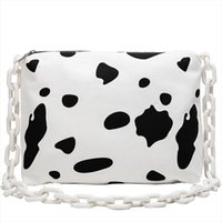 Aelicy womens Messenger Shoulder Bag Cow Dots Printing Women...