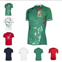 NOUVEAU 2021 Top Top Top Britannique et Irish Livres Jersey Jersey Home Team National Team Lions Rugby Shirt