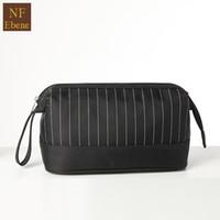 OC 2021 quadrado de tela revestida com couro fosco nova versão nf saco cosmético de qualidade superior mulheres bolsas femininas quadrado livre entregar
