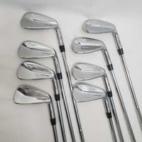 Nuevo Golf Irons palos de golf MP-20 Sistema del hierro del golf forjó los hierros 3-9P R / S Flex Eje de acero con la cubierta principal