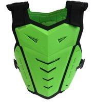 Armatura da moto da cross-country Armour Armatura Abbigliamento Anti-collisione e protezione da goccia Protezione toracica Vestita da corsa Armatura Protezione del motociclo