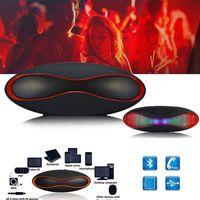 مصغرة ستيريو بلوتوث لاسلكية المتكلم المحمولة نظام الصوت 3D الموسيقى المتكلم TF سوبر باس العمود نظام الصوتية المحيطة