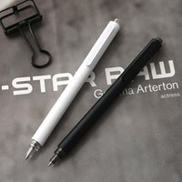 KACO Rocket Black Ink Retractable Gel Pen KACOGREEN Student ...