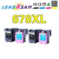 Inktcartridges 678XL-cartridge repalce compatibel voor 678 XL CZ107 CZ108 2648 4518 3548 1518 1018 4648 2548