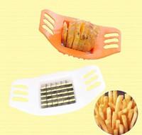 감자 슬라이서 커터 스테인레스 스틸 야채 헬기 칩 만드는 공구 감자 절단 튀김 도구 kitche bbyscx bdesports