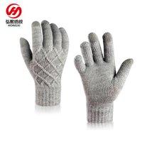 Женщины велосипедные перчатки зима ветрозащитные велосипедные перчатки дышащие спортивные перчатки езда велосипед перчатки рыбалка перчатка вязаная перчатка 627968345139