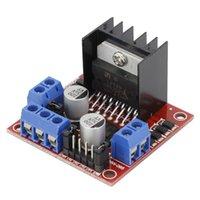 1 PCS L298N Módulo de la placa de la unidad del motor DC Stepper Motor Robot Smart Car
