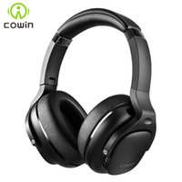 COWIN E9 Active Noise Cancelling Headphones Bluetooth Headph...
