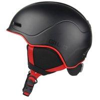 Skihelme Helm Integrierter Radfahren Männer und Frauen Winter Outdoor Winddicht Kaltschutzgeräte Schnee
