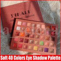 DIKALU 40 Renk Glitter Göz Farı Pallete Gözler Makyaj Mat Işıltılı pigmentli Göz Farı Paleti Yukarı Palet Kozmetik olun