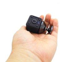 مصغرة كاميرا IP لاسلكية كاملة HD 1080P بطارية تعمل بالطاقة الأمن الرئيسية واي فاي كاميرا مراقبة للرؤية الليلية