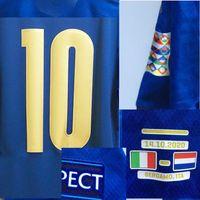 2020 Jogador Problema Jorginho Belotti Insigne Imóvel com Details Detalhes American College Football Shirt