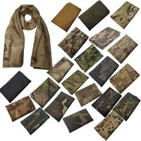 Outdoor Gear Airsoft Paintball Shooting Gear Face Neck Protection Headscarf Veil Neckerchief Tactical Airsoft Camouflage Scarf P04-001