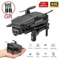 Drohnen KF611 DRONE 4K HD Kamera Weitwinkel 1080P Wifi FPV Dual Quadcopter Höhe Halten Sie RC Toy1