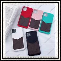 Designers de moda 12 pro caso luxo capa iPhone casual casos casuais para mais 7 8 7p 8p x xs max xr 11 se2020 pro com caixa 21020301xsa