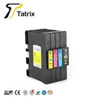 Cartucho compatível com Tatrix para Ricoh GC41 GC-41 para Ricoh SG 3110DNW / 3110SFNW / 3100SNW / 2100N / 3110DN / 7100DN com tinta de pigmento