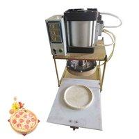 Pizzatough-Pressemaschine Elektrische Pizzatough-Abflachung Drücken Sie Teig Roller Sayer Chapati Pressmaschine Gebäck-Drücken
