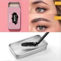 Brow Styling Sape Makeup Balm Balm Bross Bros Brow Kit BaitBrow Настройка Гель Водонепроницаемая Броу Отеки Помада Бришкообразное мыло