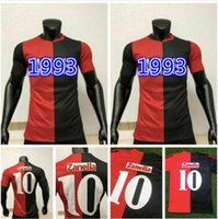 Retro Diego Maradona Fussball Jersey 1993 Newells Old Boys 1986 1994 Argentinien 1978 1981 1995 BOCA Juniors 81 86 87 Vintage Napoli 2020 Viertel