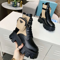 0ss Rhombic Cadeia Designer Couro Womens botas de luxo Heel emenda Média Alta Qualidade Curto 3CM Heel Botas Box Tamanho 35-41