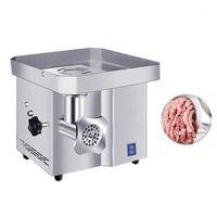 Fleischschleifer Haushalts-Desktop-Cutter Multifunktions-Einlauf-elektrisches Gemüse-Wringer-Mixer1