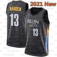 James 13 endurecer BrooklynRedesJerseys Kevin Kyrie 7 Durant Basquete 11 Irving Jersey 72 Biggie Jerseys 2021 Mens Basquete Preto