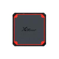 Nouveau X96 Mini Plus S905W4 Android 9,0 TV Boîte TV 1G8G 2G16G Quad Core 2.4G 5G Double WiFi Smat TV