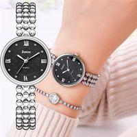 Nouvelle Arrivée Femmes Bracelet Montre Mode Strap Strap Business Montre-Bracelet Décontracté Horloge en acier inoxydable