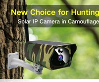 1080P Solar IP Camera 2MP Wireless Wifi Security Surveillanc...
