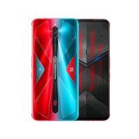 "Original Nubia Red Magic 5s 5g Handy Gaming 12 GB 16 GB RAM 256GB ROM Snapdragon 865 64mp OTG 4500mAh Android 6.65 ""Full Screen Fingerprint ID Smart Handy"