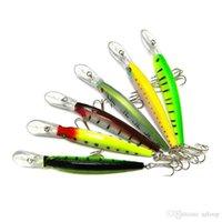 14.5 cm 14.7g Büyük Oyun Balıkçılık Lures Plastik Sert Yem Olta Takımı Pesca Balık Wobbler Minnow Yapay Lure Swimbait Toptan 2508012