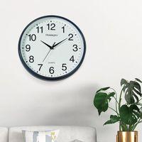 12Inch Pointeur avec crochet Non Cocher Home Decor Homal Horloge Horloge à piles Batterie Nordic Style Rond Scénario Moderne Chambre à quartz1