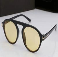 2020 جديد فاخر أعلى كبير qualtiy جديد أزياء توم نظارات شمسية للرجل امرأة إريكا نظارات فورد مصمم العلامة التجارية نظارات الشمس مع المربع الأصلي